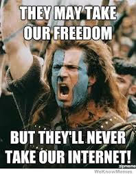Mel Gibson Braveheart Meme | WeKnowMemes via Relatably.com