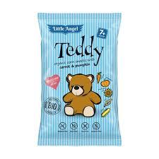 чипсы/<b>снеки</b> > <b>кукурузные снеки</b> Teddy с морковью и тыквой ...
