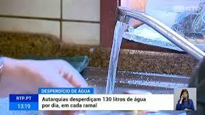 Macedo de Cavaleiros lidera desperdício de água