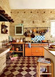 Rustic Farmhouse Kitchens Rustic French Farmhouse Kitchen