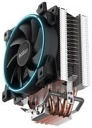 <b>Кулер</b> для процессора <b>PCcooler GI</b>-X4 — купить по выгодной ...