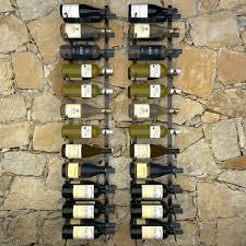 Williston Forge Janke <b>48</b> Bottle Wall Mounted <b>Wine Rack</b> | Wayfair ...