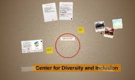 GGS100 Final by Natalie Fajardo on Prezi Center for Diversity and Inclusion