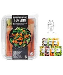 Face Mask - <b>Superfood Salad For Skin</b> Masks|MSTOREBUY