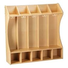 sprogs five section wooden contour locker unit unassembled amazoncom furniture 62quot industrial wood