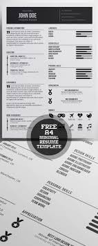 Free Resume CV Templates to Help You Get the Job  Speckyboy Cover Letter Resume Templates Wpwlfco Resume Cover Letter Free Resume Cover  Letter Examples