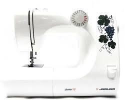 Купить <b>Швейная машина JAGUAR</b> June12 белый в интернет ...