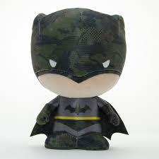 <b>Мягкая игрушка YuMe Коллекционная</b> фигурка Batman DZNR ...