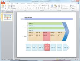free value chain templates for word  powerpoint  pdfpowerpoint value chain template
