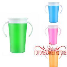 ROR-<b>Toddler Kids</b> Baby <b>Drinking</b> Training <b>360 Degree Drink</b> ...