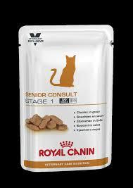 <b>Royal canin</b> senior consult stage 1 <b>паучи</b> для кастриров.котов и ...