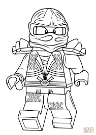 Small Picture Lego Ninjago Lloyd Zx coloring page Free Printable Coloring Pages