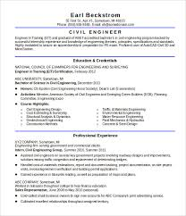 Examples Of Resumes   Example Resume Sample For Civil Engineer         Engineering Cv Civil Engineer Resume Template Word Civil Engineer Resume  Sample Doc Civil Engineer Resume Samples