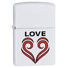 29193 zippo (США) | <b>Зажигалка Zippo</b> Classic <b>214 Love</b> Theme ...