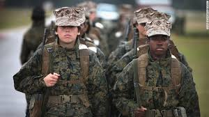 Women should have to register for the draft  Opinion    CNN com