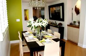 Dining Room Table Centerpieces Modern Modern Decoration Ideas For Dining Room With Cool Furniture Set