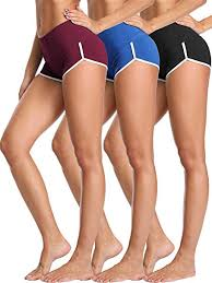 Cadmus Women's Workout Yoga Gym Shorts: Clothing - Amazon.com