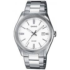 Купить кварцевые <b>часы Casio</b> Collection <b>Mtp</b>-<b>1183Pa</b>-<b>7A</b> Grey в ...