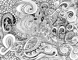 Small Picture Printable octopus adult coloring page at Etsy PDF allows you to
