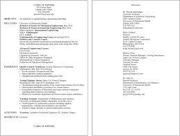 resume examples umd sample resume carol powers