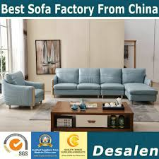 China <b>2018 New Arrival</b> Modern Office Furniture <b>PU</b> Leather Sofa ...
