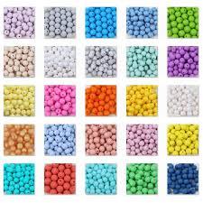<b>TYRY</b>.<b>HU</b> 10 pieces <b>Silicone</b> Round Beads 9mm Baby Teething ...