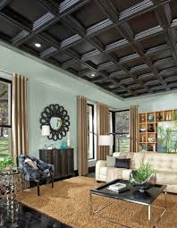 Ceiling Tiles For Kitchen Fascinating Piano At Music Room Enhanced With Luxurious Drop