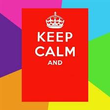 Keep calm and - caption | Meme Generator via Relatably.com