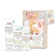 Babo Botanicals <b>Newborn Fragrance-Free Gift</b> Set, Essential Set ...
