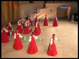 "Russian Folk Dance ""Berezka"" ""Березка"". Ruso Danza Populare ..."