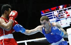 Севастопольский боксер Глеб Бакши гарантировал себе и ...