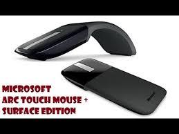 ГаджеТы:достаем из коробки <b>мышки Microsoft Arc Touch</b> и ...