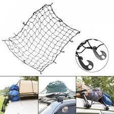 120*180cm car <b>rear trunk</b> storage <b>net</b> roof <b>cargo</b> organizer elastic ...
