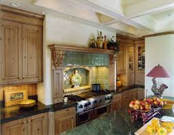 cherry wood pull storage kitchen cabinet big apartment kitchen home style with cherry wood english country