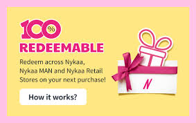 Gift Card: Buy Gift Card, Gift Voucher, E Gift Cards Online   Nykaa