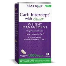 Купить Natrol <b>Carb Intercept</b> вместе с <b>Phase</b> 2 - 60 Капсулы ...