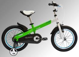 Детский <b>велосипед Royal Baby</b> Buttons Alloy Alu 14 ...