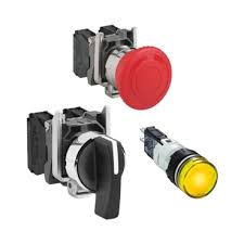 Push Buttons, <b>Switches</b>, Pilot Lights and Joysticks | Schneider Electric