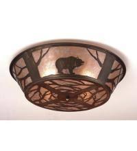 drum shade flush mounts alex dee designer lighting