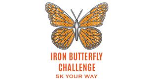 Legacy of Life Hawaii <b>Iron Butterfly</b> Virtual Challenge - 5K Your Way