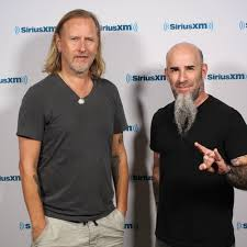 Scott Ian and Jerry Cantrell talk songwriting on <b>Never Meet Your</b> ...