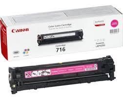 <b>Тонер</b>-<b>картридж CANON 716M</b> (1978B002) для LBP-5050/MF ...