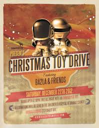 ra ildhm presents black pug music s holiday toy drive at line up