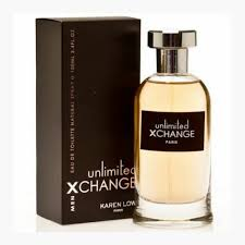 <b>Xchange</b> Unlimited by <b>Karen Low</b> 3.4oz / 100ml EDT Spray Mens ...