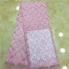 <b>2018 african</b> french <b>lace fabrics</b> 5 yards dubai <b>wholesale</b> embroidery ...