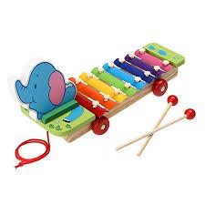 Музыкальная игрушка FindusToys Деревянная игра ...