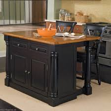 kitchen island cart solid granite