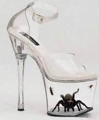 Resultado de imagem para os sapatos mais malucos do mundo