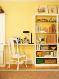 simple styled bookcase with kids desk built bookcase desk ideas