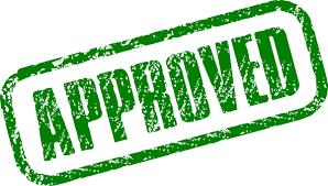 Approval Stamp Images?q=tbn:ANd9GcSgGBwbIaeSToYamH_X88WvIFKGk-1OKHWs0b2ze2JfqrbH9XDgWg